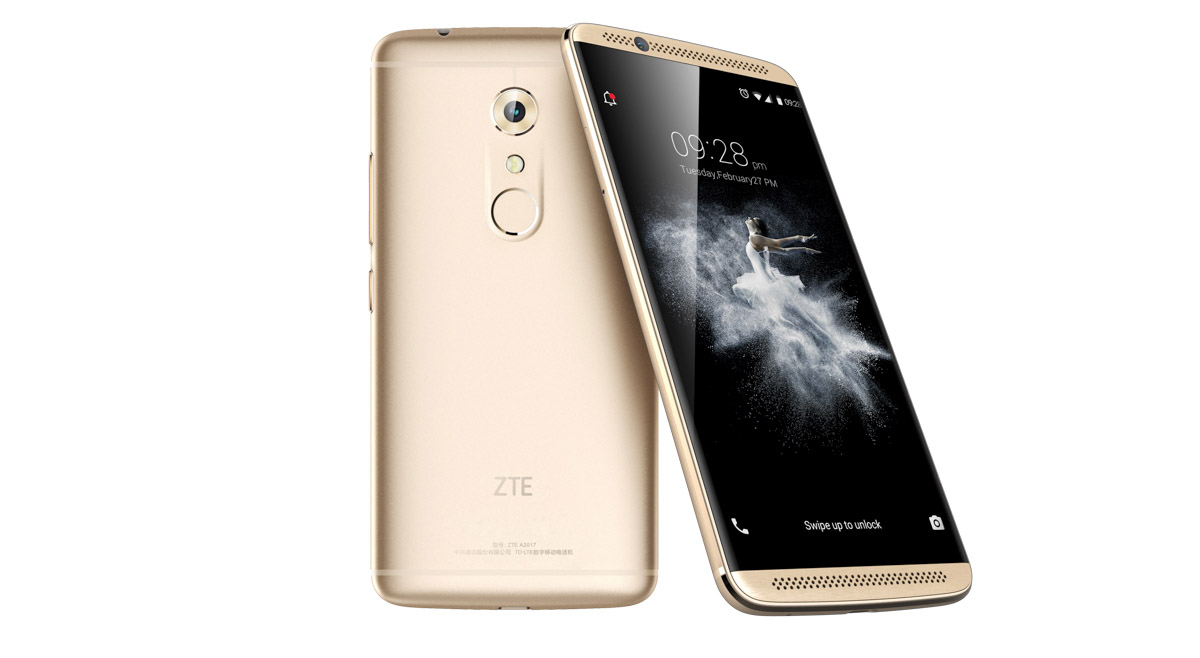 zte axon 7 mini on verizon Note smartphone