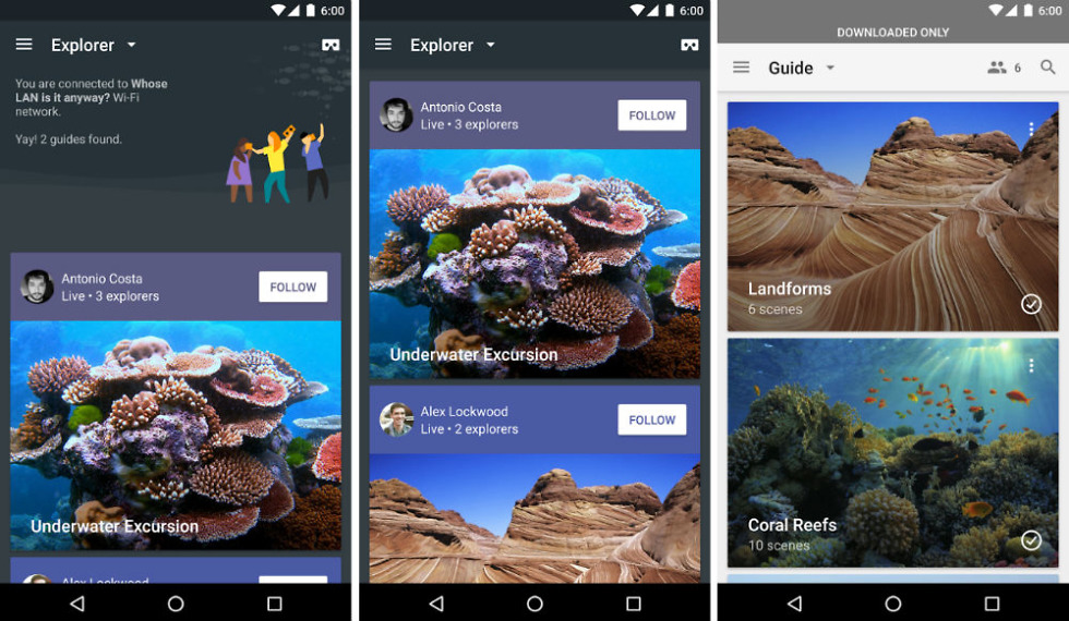Image result for GOOGLE EXPEDITIONS