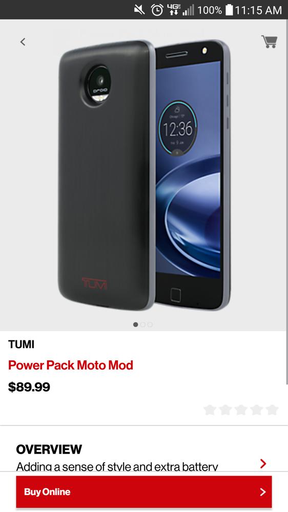Moto Mods Pricing 1