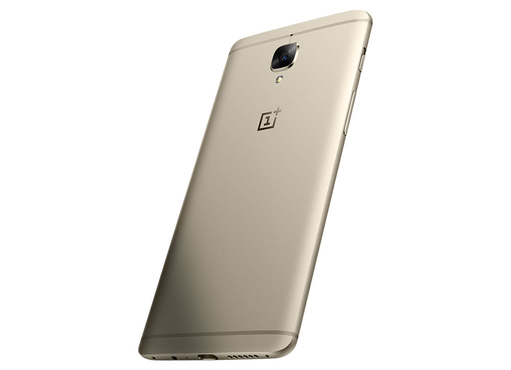 OnePlus 3 Side