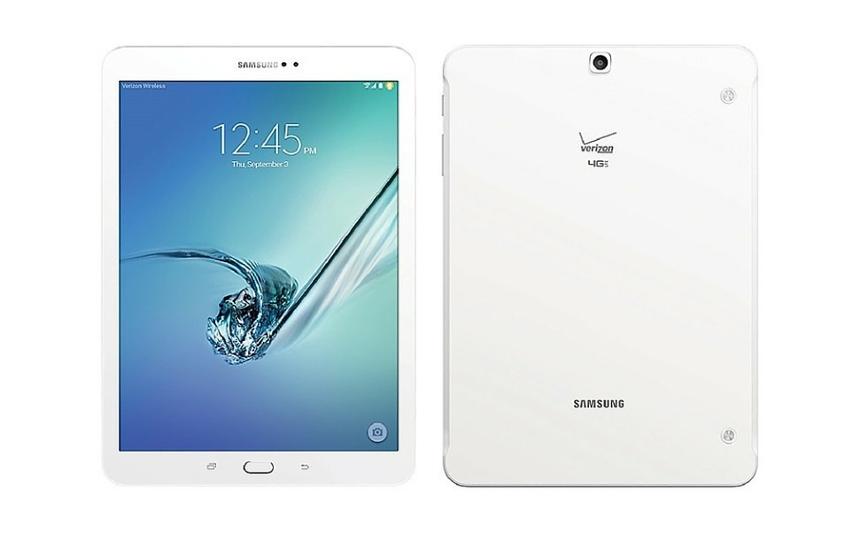 verizon galaxy tab s2