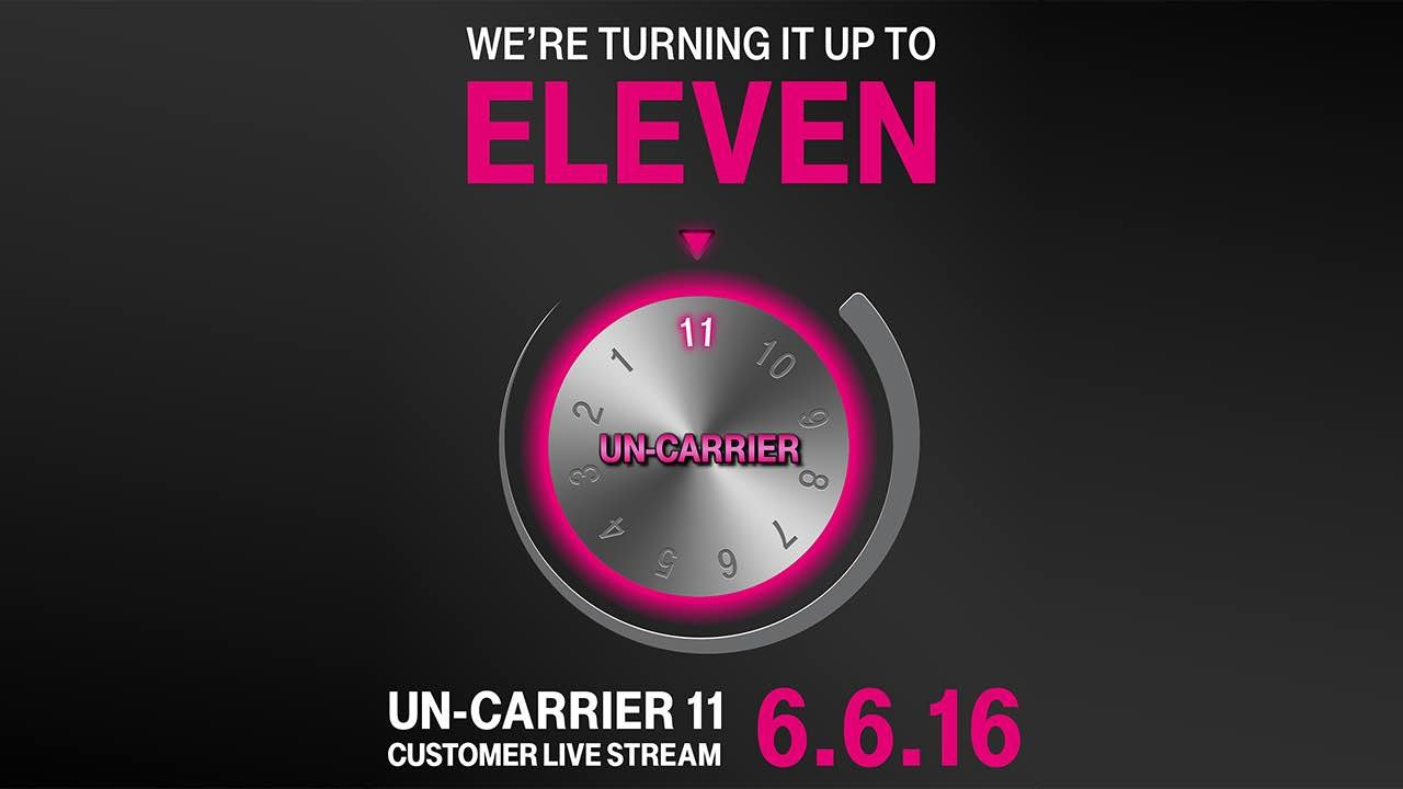 Uncarrier11-Live-Stream