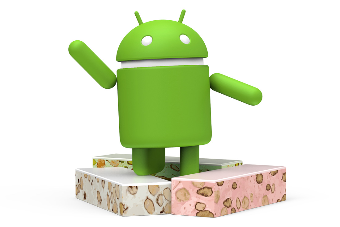 android n android nougat