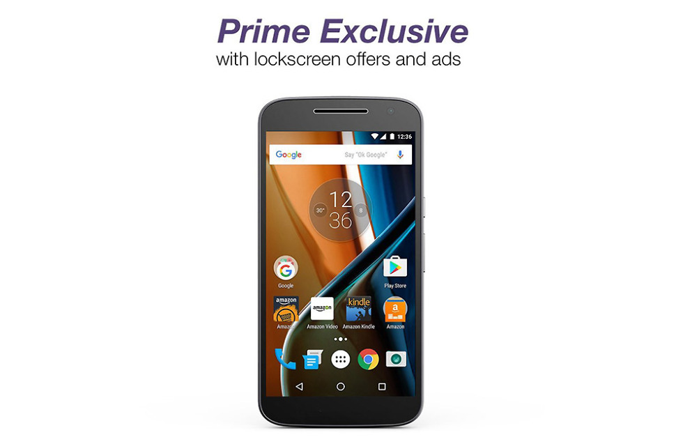 moto g4 deal amazon