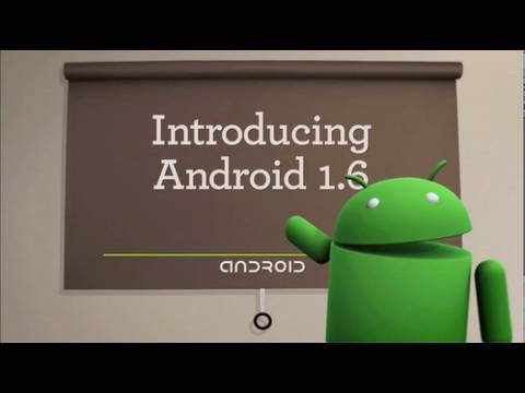 Android-1.6-Official-Video