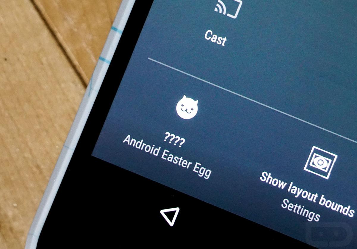 Android N Cat Easter Egg Reddit