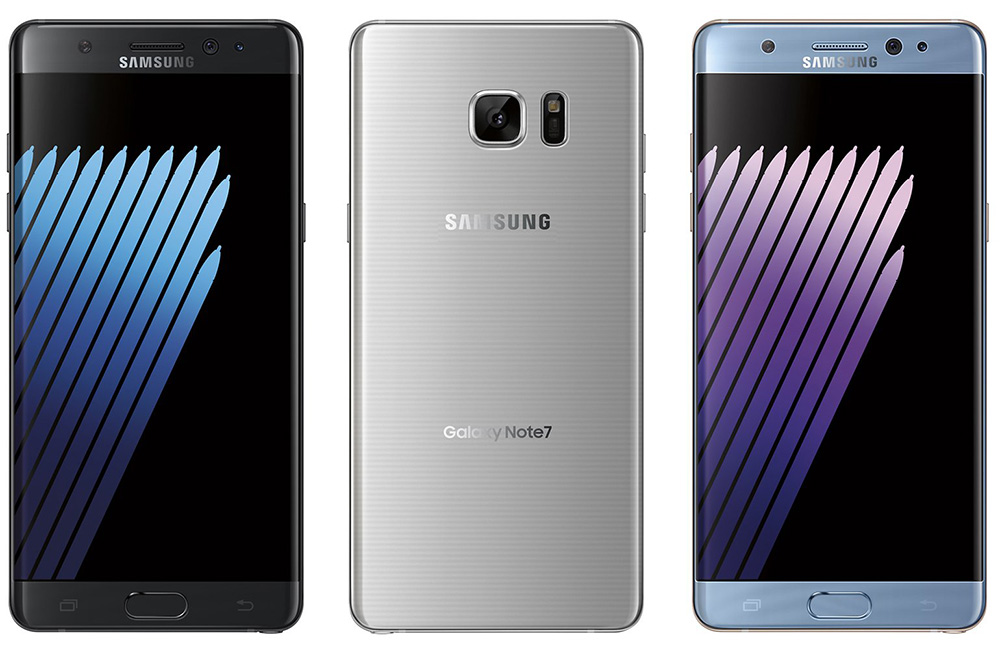 The Galaxy Note 7 press renders leak and you can pre-order it ...