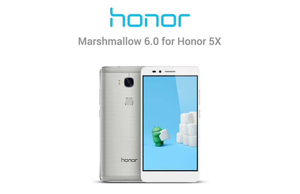 honor 5x marshmallow update