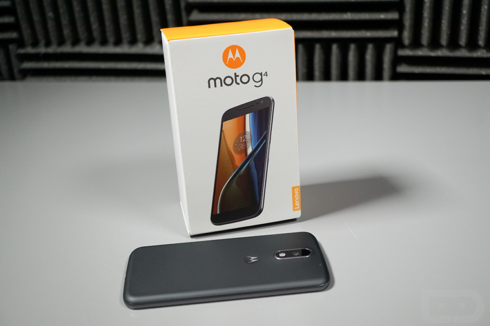 Moto G4 (Standard and Amazon Prime Exclusive) Receives ...