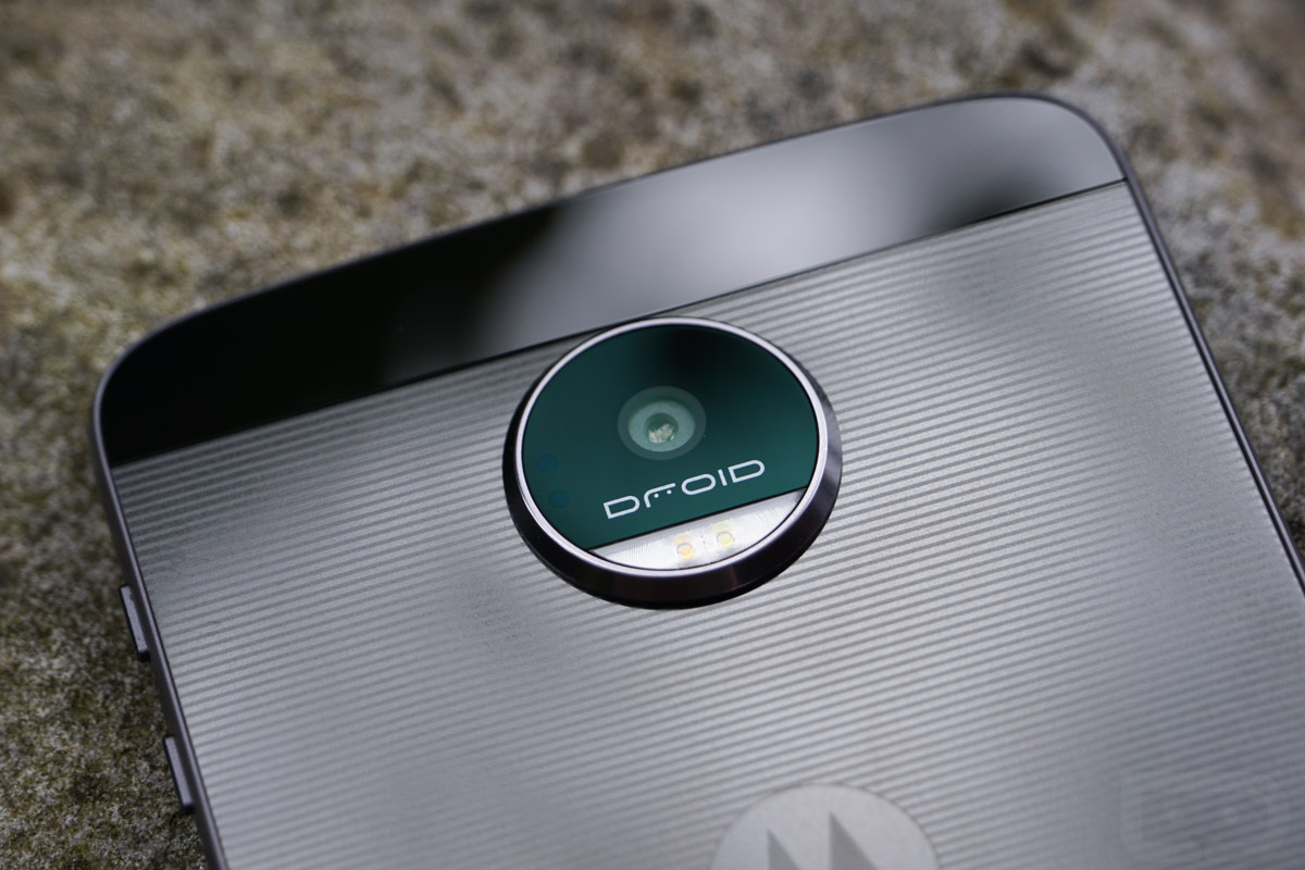 moto z droid camera