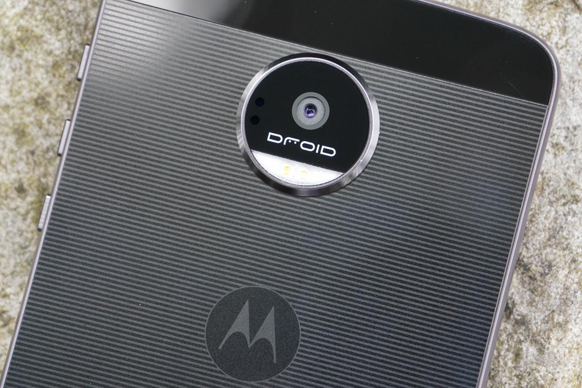 moto z droid camera