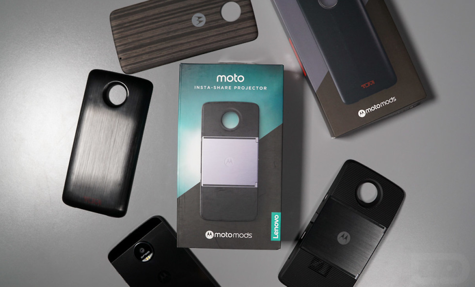 Lenovo: Current Moto Mods Will be Compatible for Next 3
