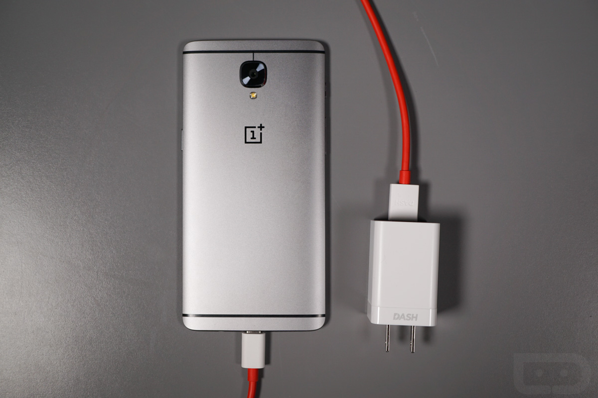oneplus 3 dash charge