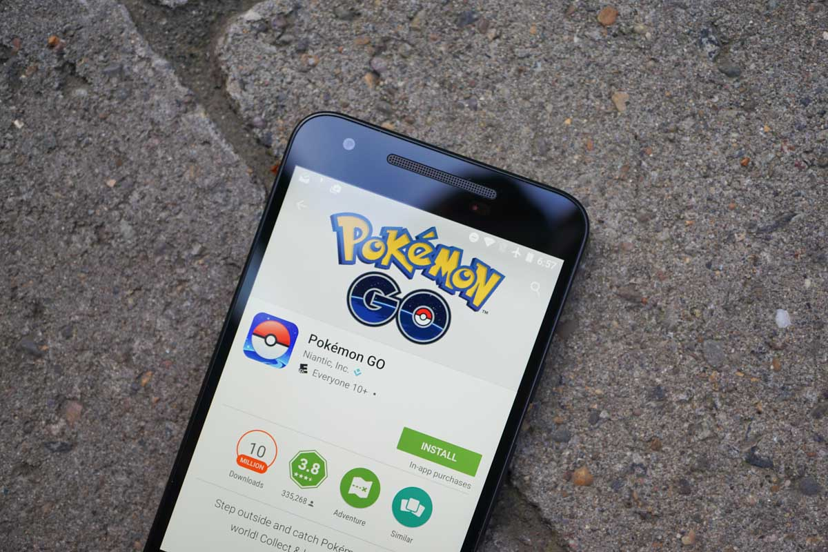 Pokemon GO Now Works With Android N! – Droid Life