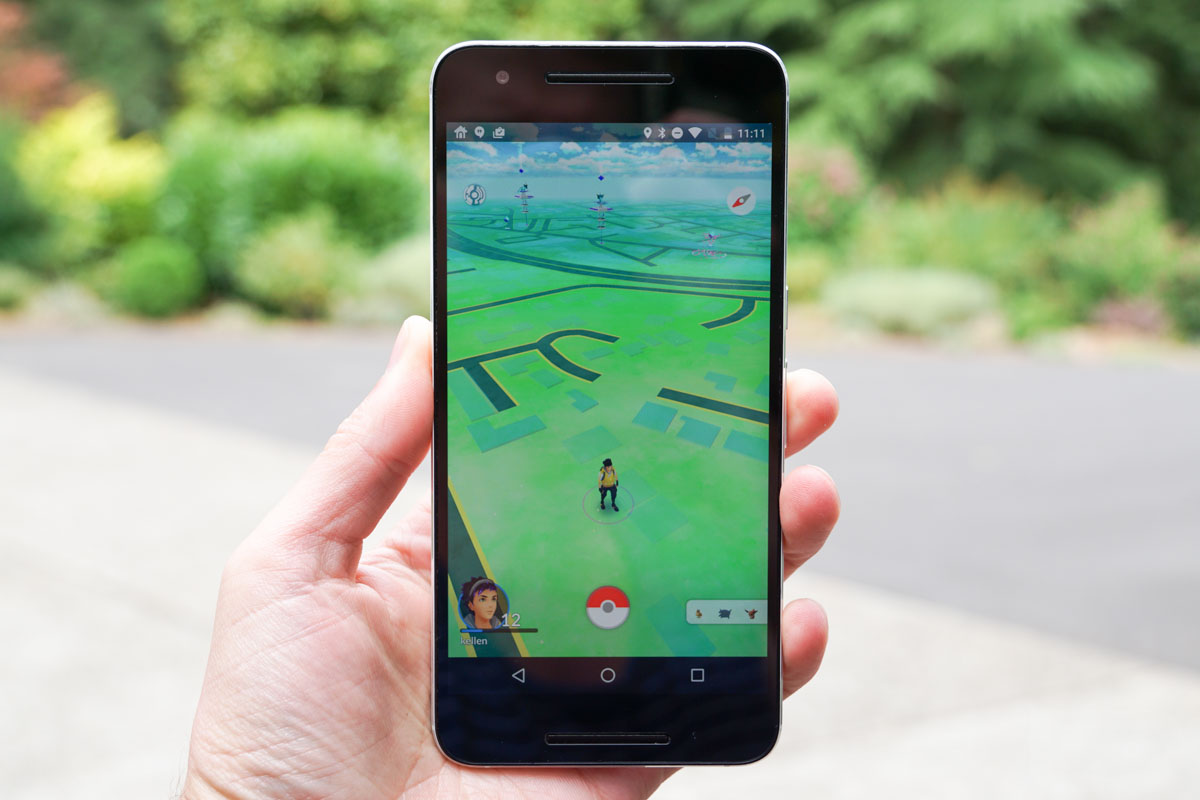pokemon go android n