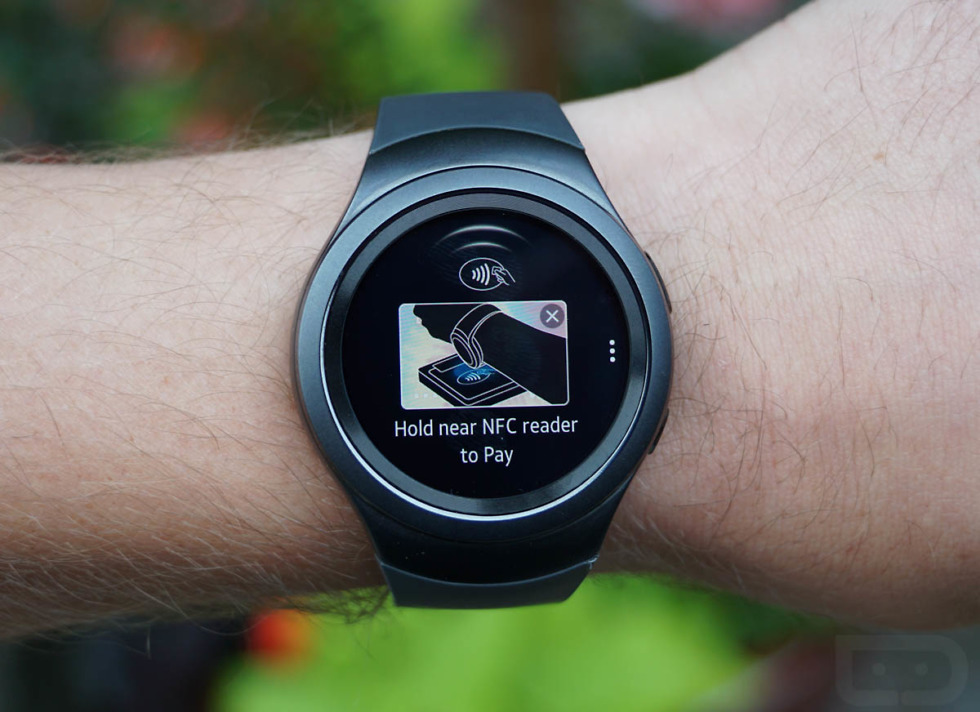 samsung pay gear s2