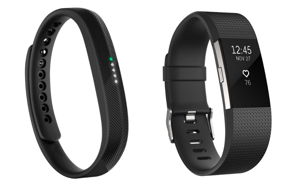 fitbit intros charge 2 and flex 2 fitness trackers pre. Black Bedroom Furniture Sets. Home Design Ideas