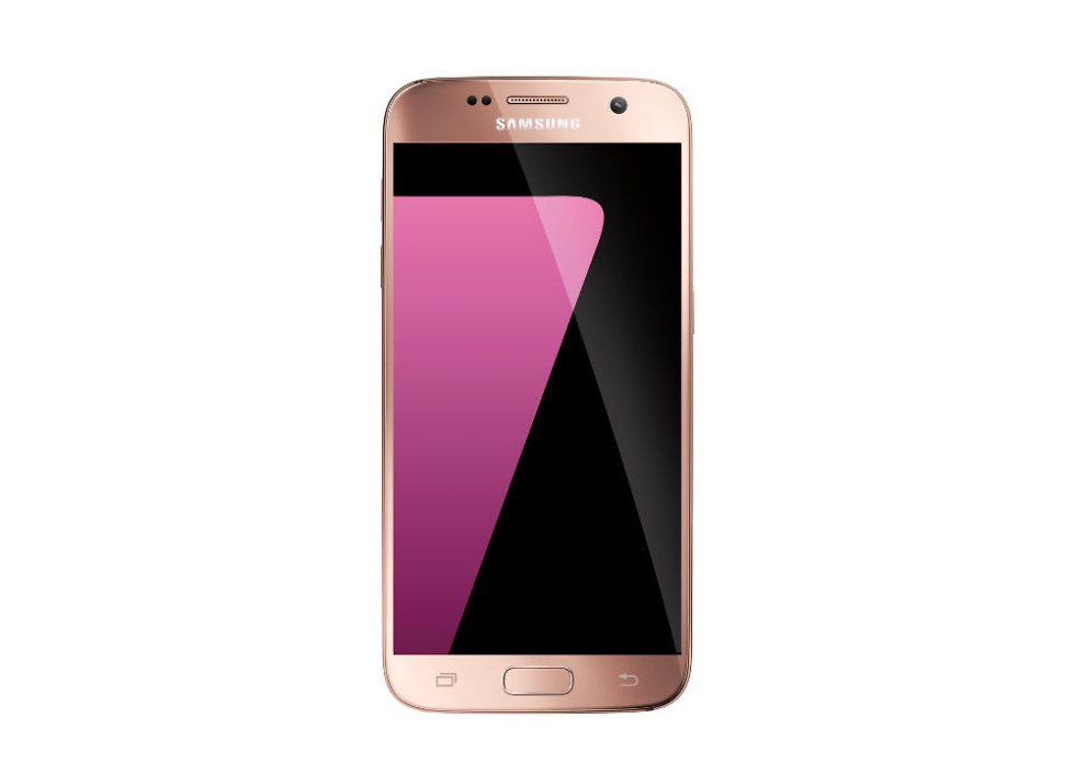 Samsung Galaxy S7 And S7 Edge Available In Pink Gold Exclusive To Best Buy
