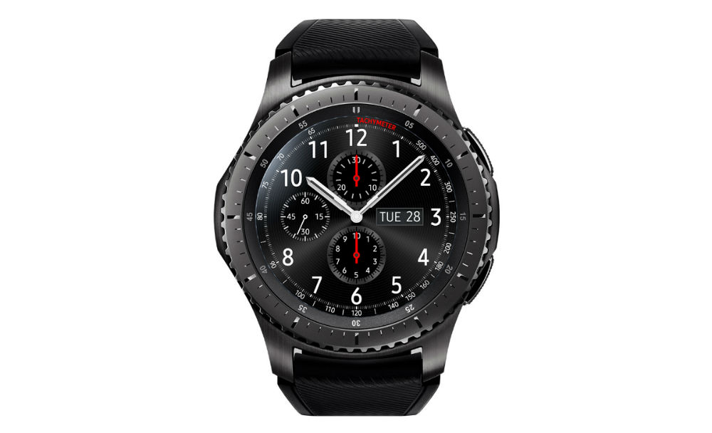 Samsung Gear S3 Comes on 18 November with a Little Extra