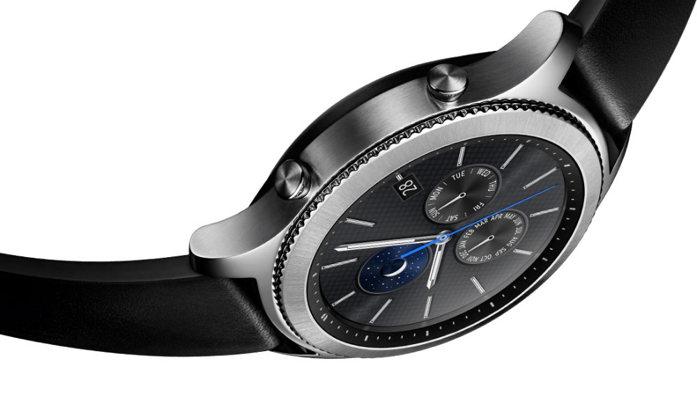 samsung announces the gear s3 classic and gear s3 frontier. Black Bedroom Furniture Sets. Home Design Ideas