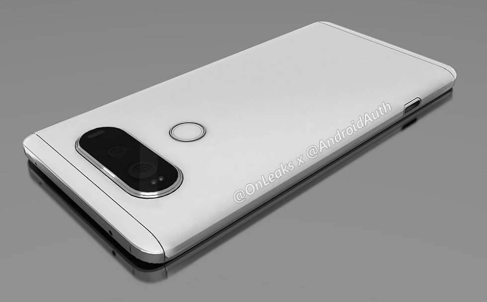 Supposed LG V20 Renders Hit the Web, Induces Headache – Droid Life