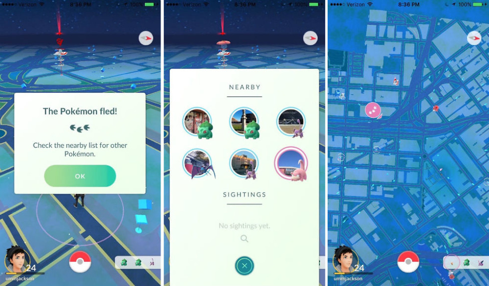 Pokémon GO Beta Updated With All-New Tracker System – Droid Life