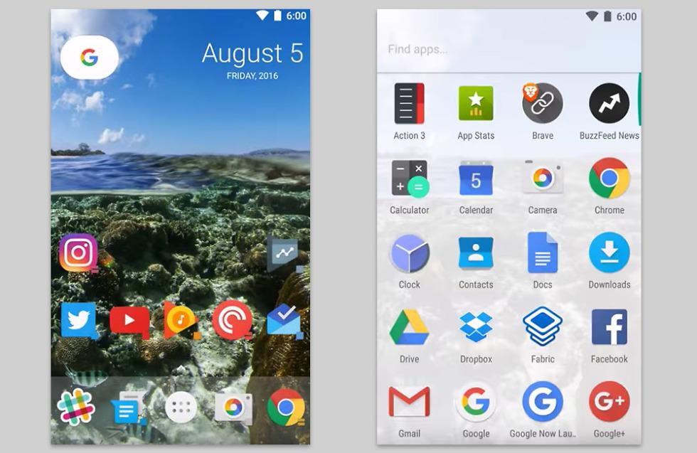 Action Launcher 3 Beta Lets You Re-Create the Nexus Launcher