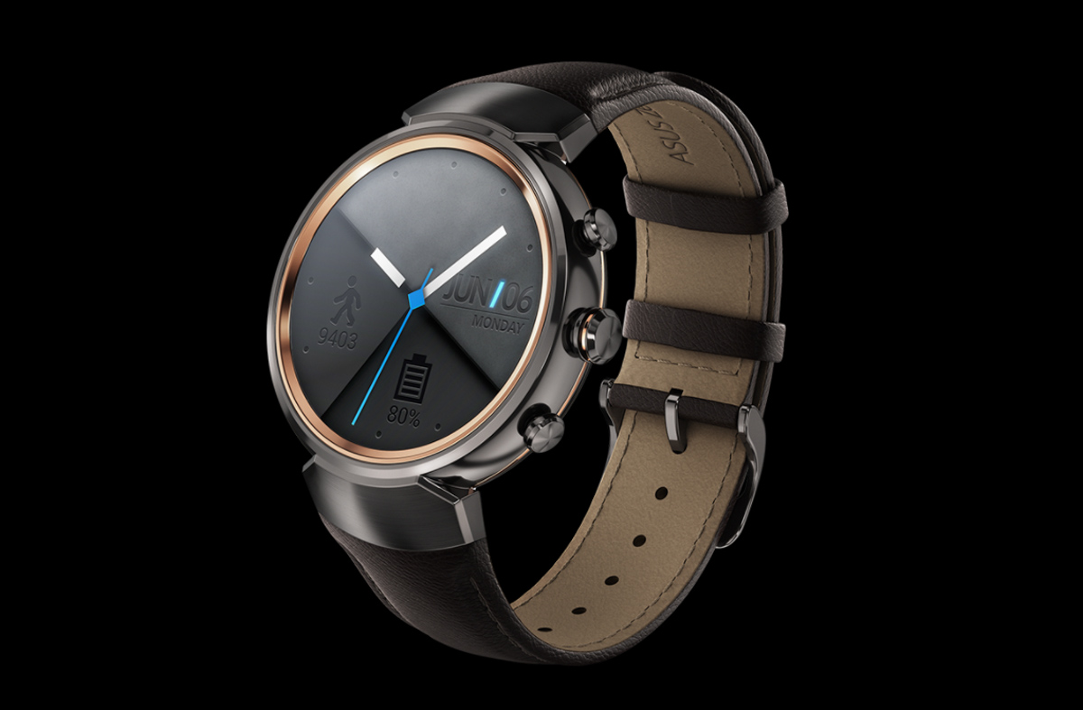 ASUS ZenWatch 3 Launches Next Month, Priced at $229 ...