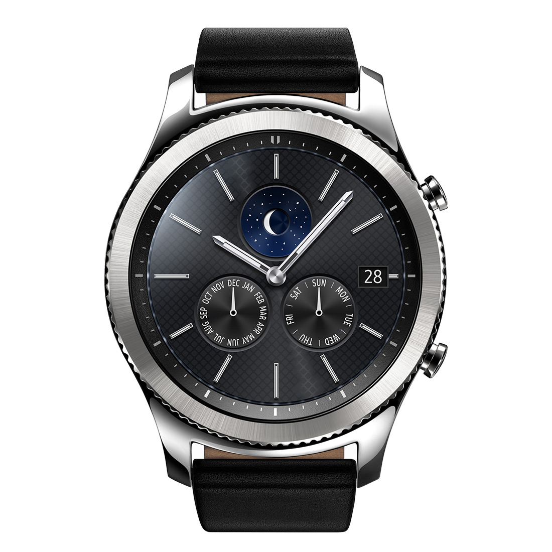Samsung Announces the Gear S3 Classic and Gear S3 Frontier ...