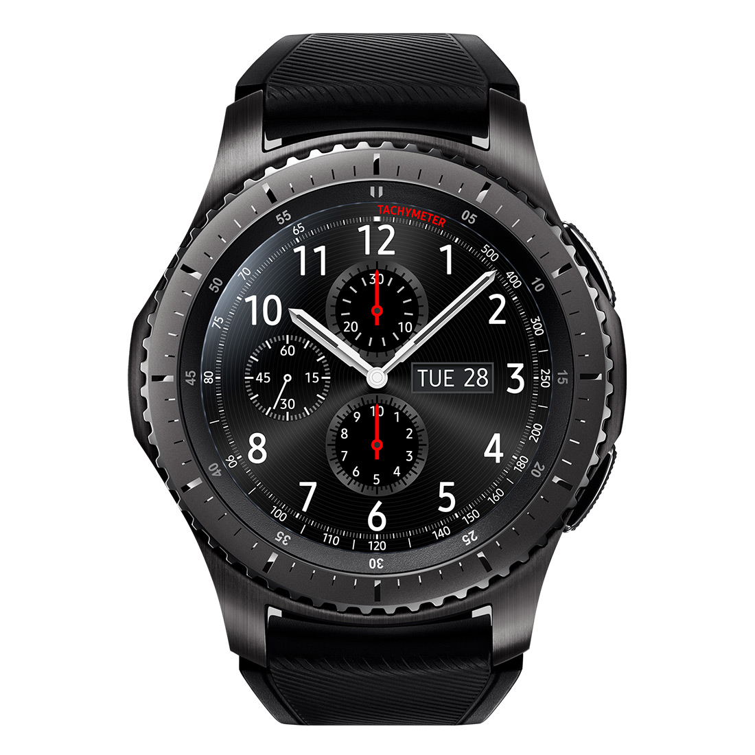 Samsung Announces the Gear S3 Classic and Gear S3 Frontier – Droid Life