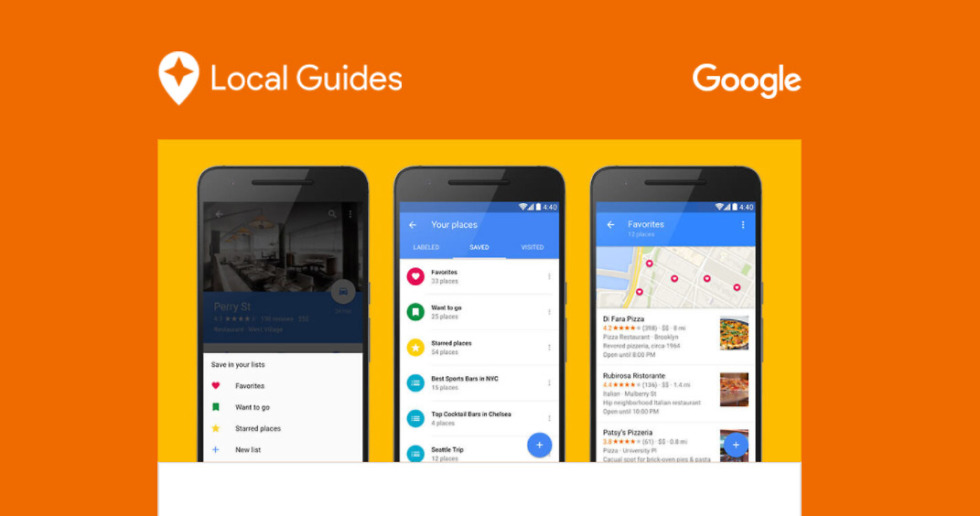 Google Maps is Getting Lists to Help Keep Places Organized