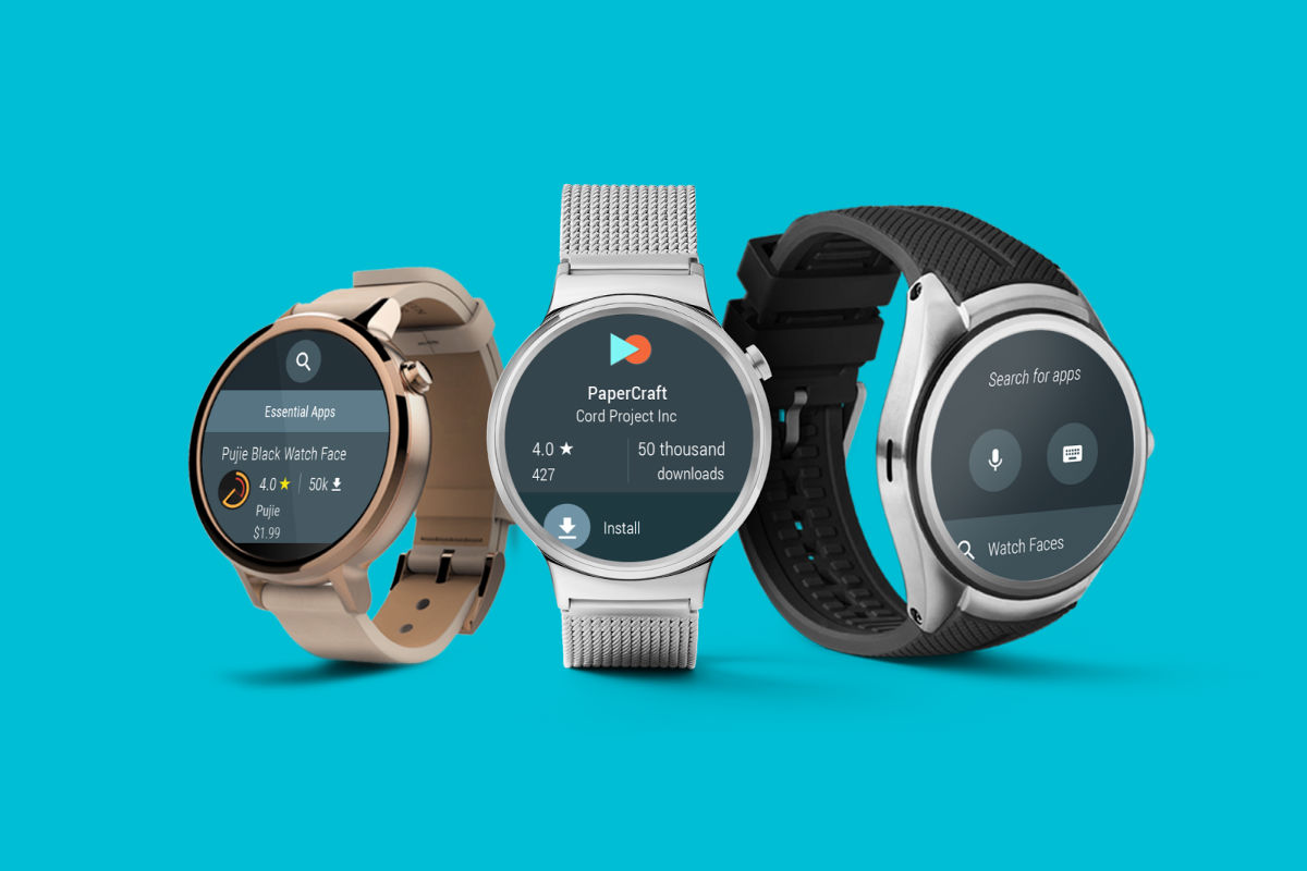 Android Wear 2.0 Arrives in Early February