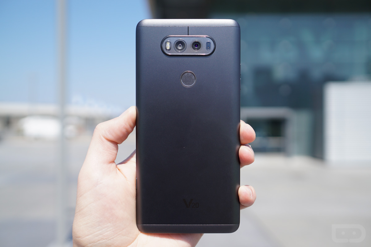 Lg V20 First Look And Tour Droid Life
