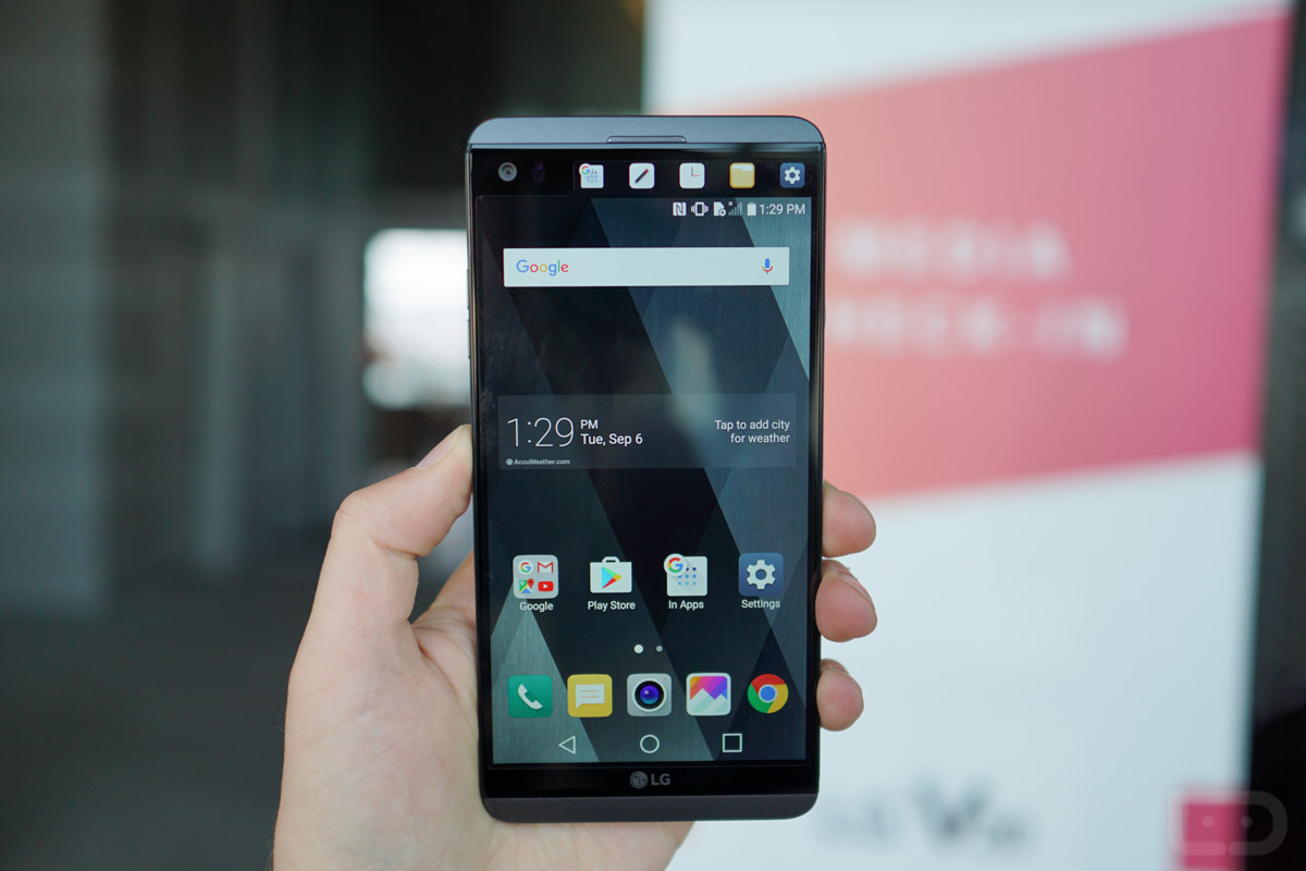 LG V20 first look-3