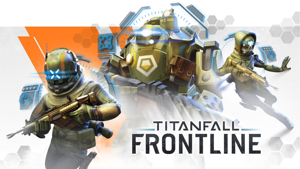 Titanfall Frontline Mobile Game Available for Free This Fall
