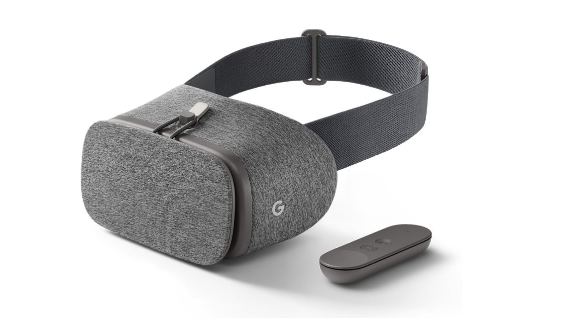 Google Daydream VR. Image Courtesy: Droid-Life