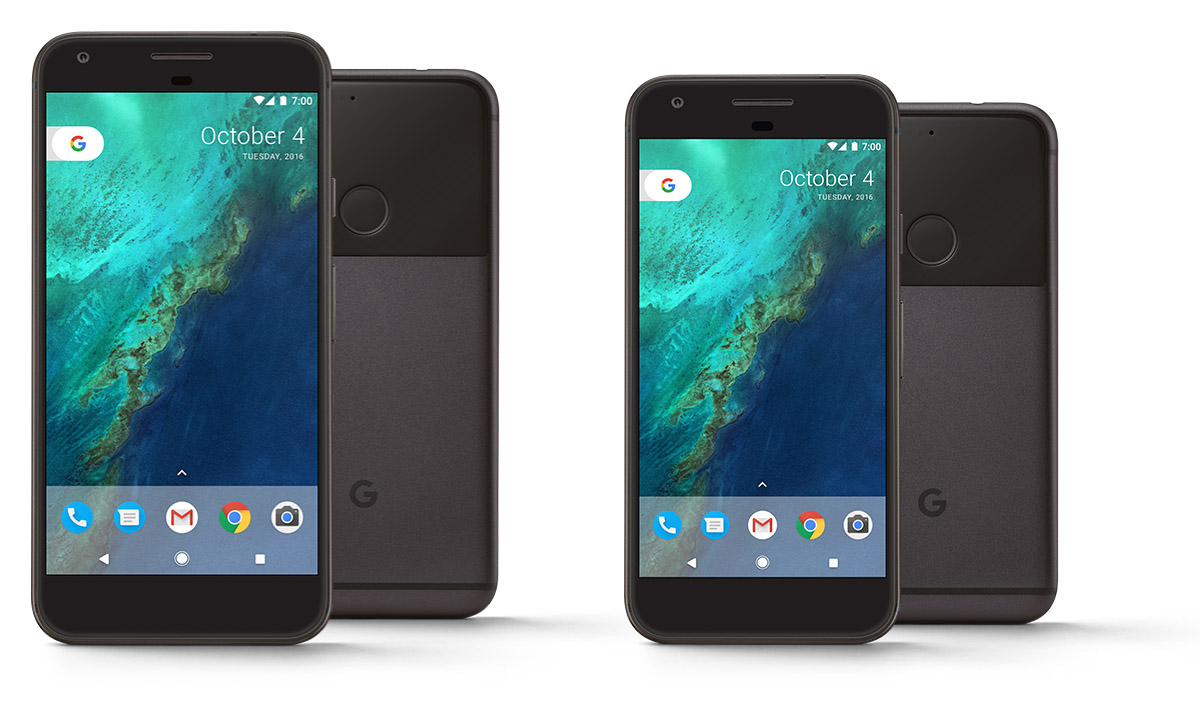 Google's Pixel Phones are Rated IP53 for Water and Dust ...