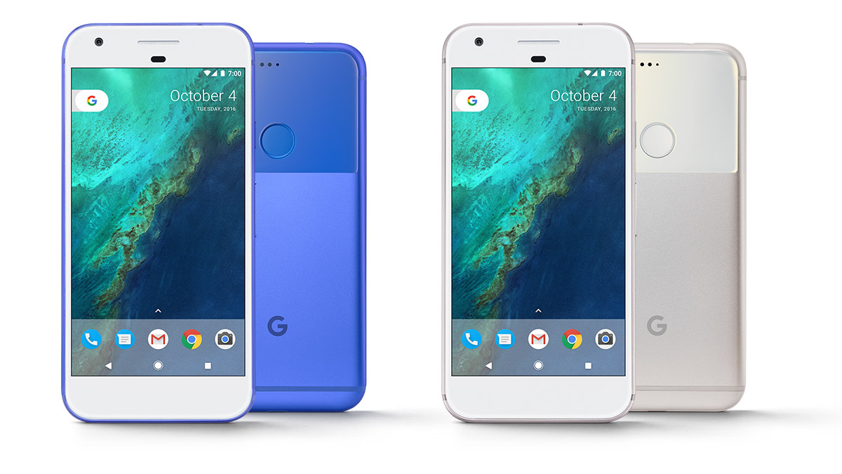Google Pixel and Pixel XL Supported Networks