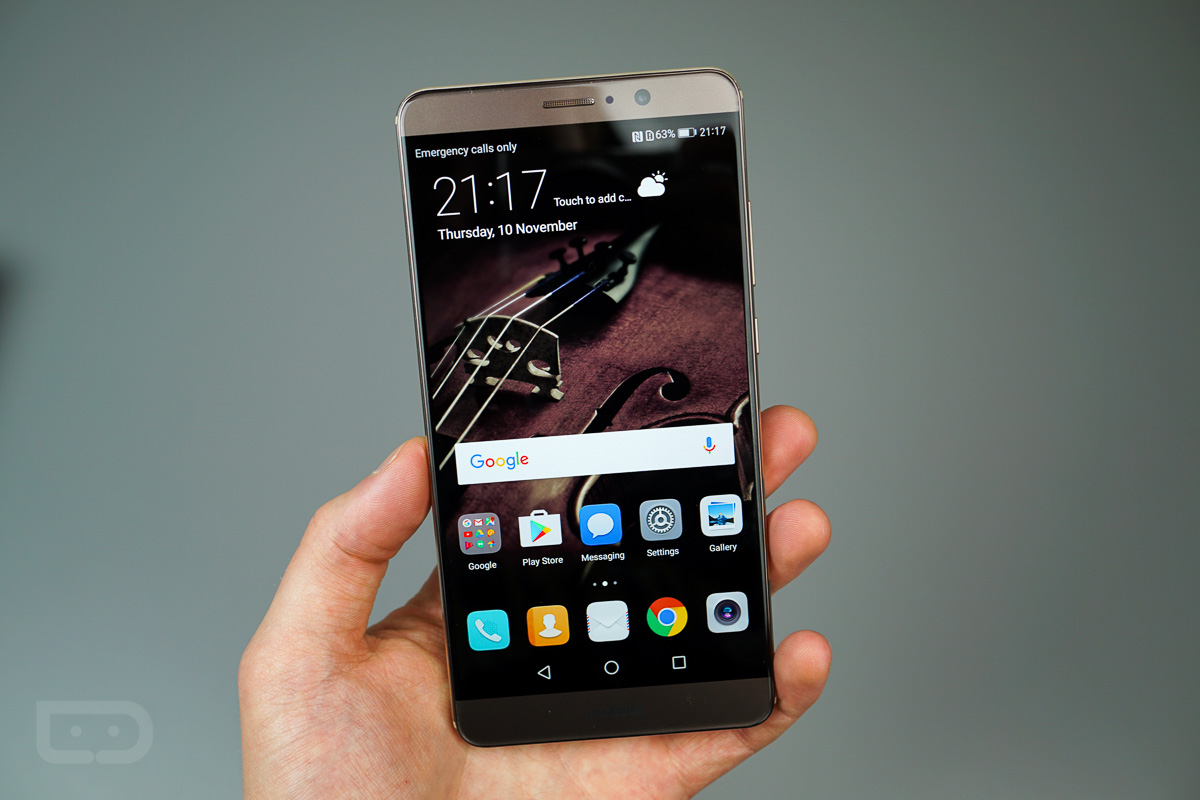 Video Huawei Mate 9 Unboxing And Tour Droid Life