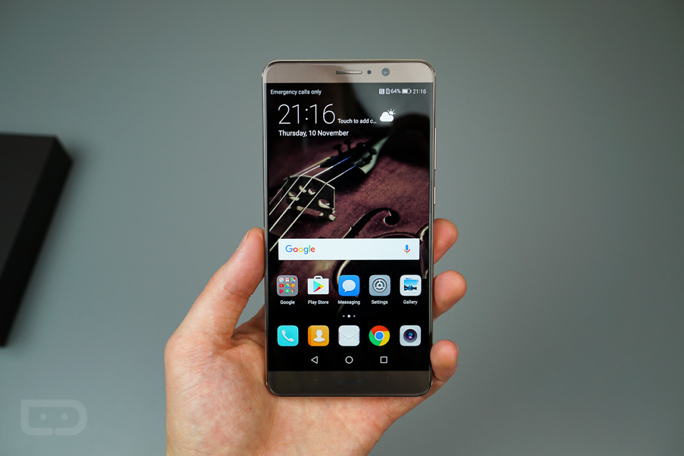 Unlocked Huawei Mate 9 for US Receiving Oreo – Droid Life
