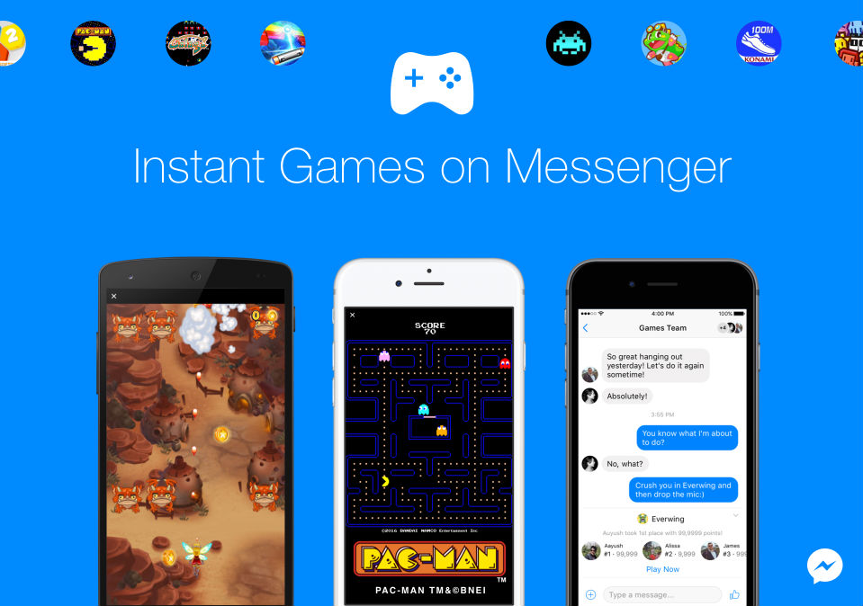 messenger-games