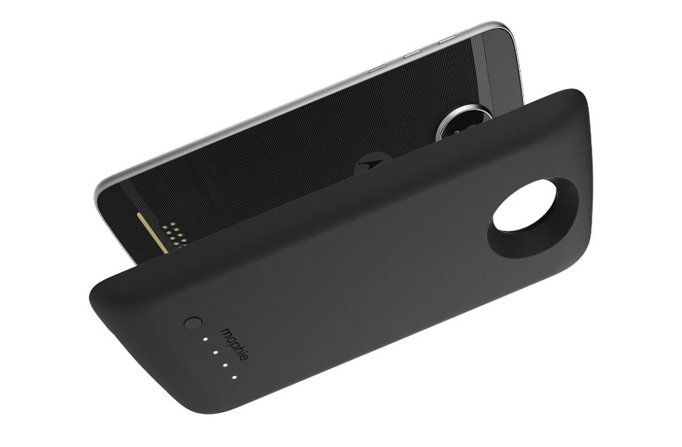 the latest 28516 3cc3b Mophie Juice Pack Moto Mod Available for Pre-Order at Verizon ...