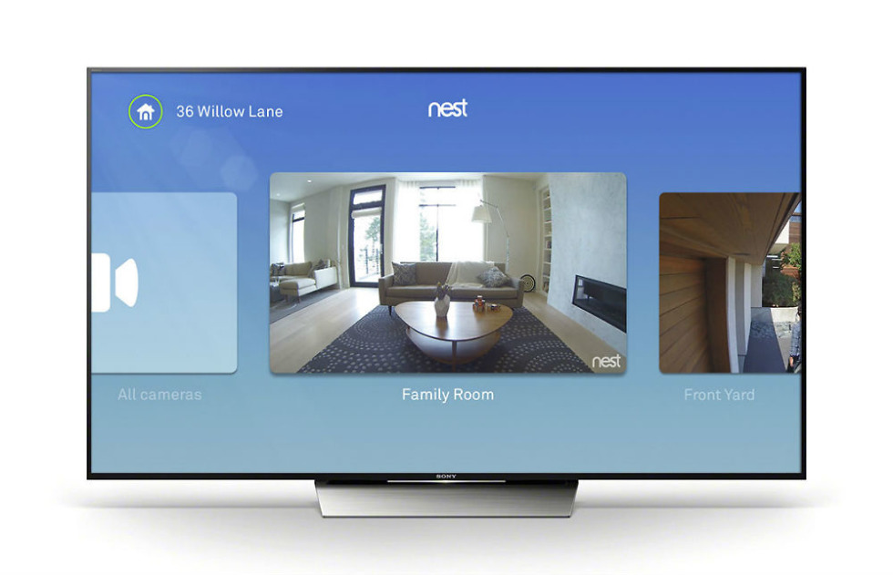 Nest Adds Android TV Support, Watch Live Feeds While on the