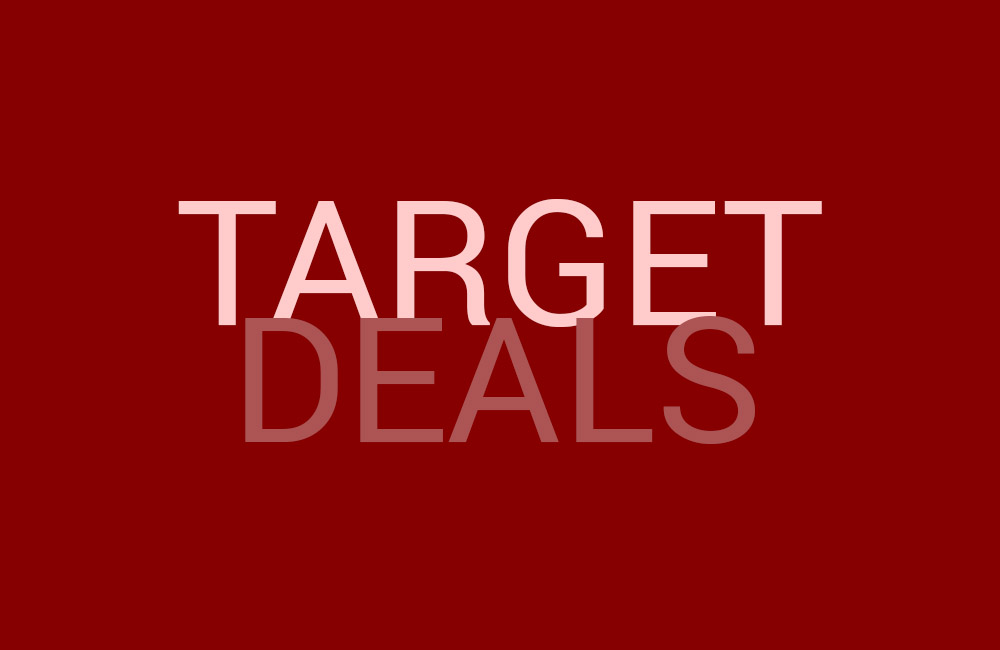 cyber monday deal take extra 15 off almost everything at target droid life. Black Bedroom Furniture Sets. Home Design Ideas