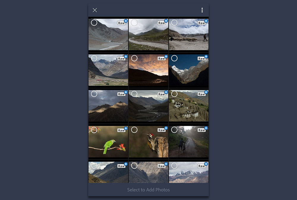 Adobe Updates Lightroom App With RAW Preview & More