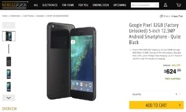 newegg google pixel deal