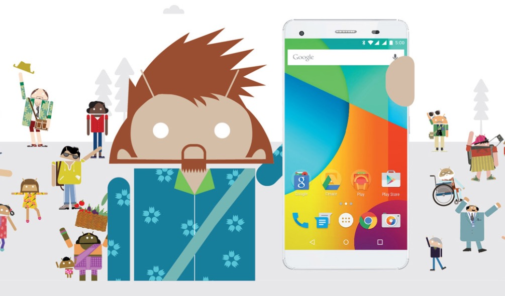 android one us