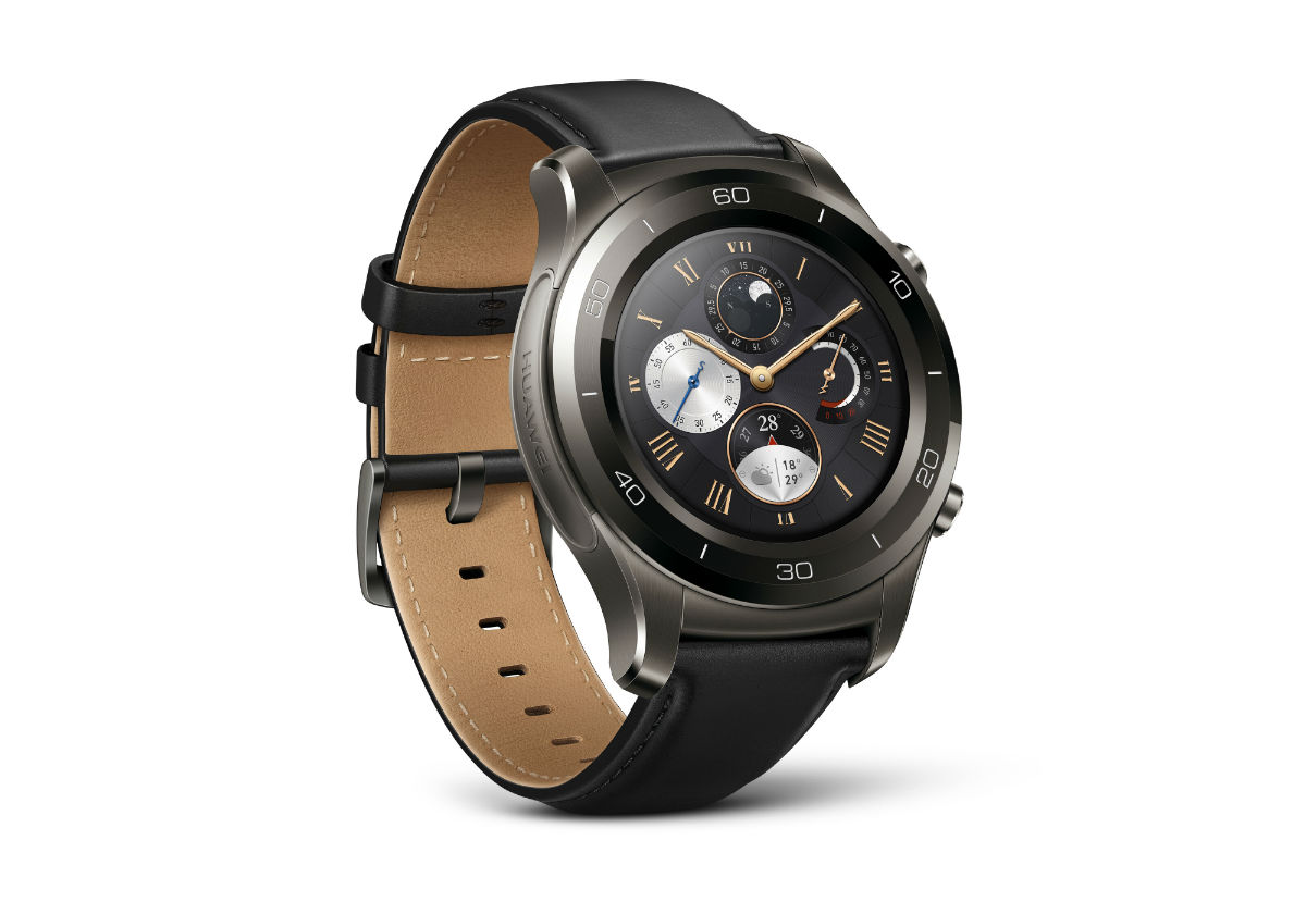 Huawei Watch 2 And Watch 2 Classic Announced Available In