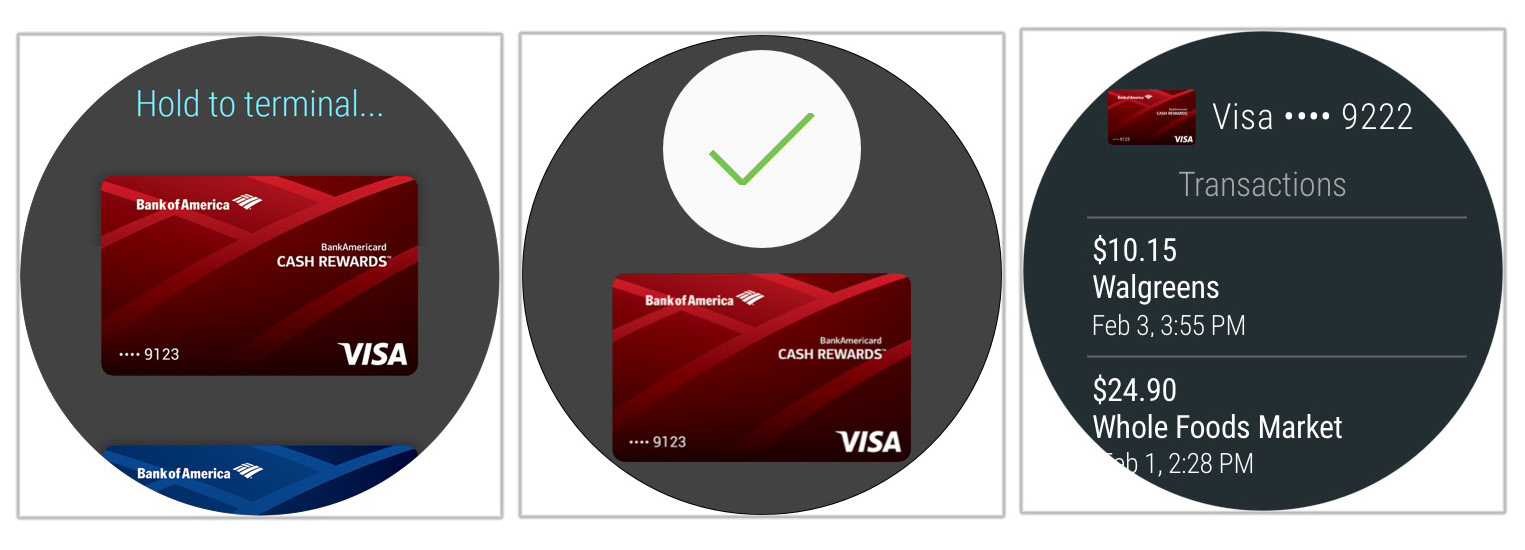 android wear nfc payments