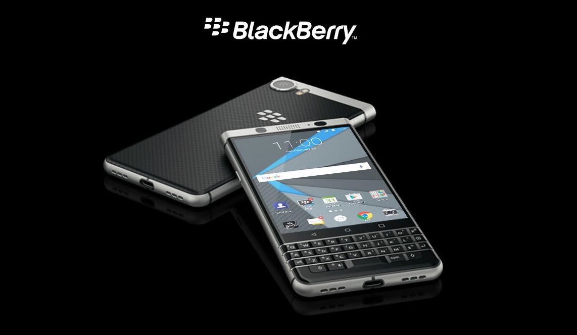 blackberry keyone mwc